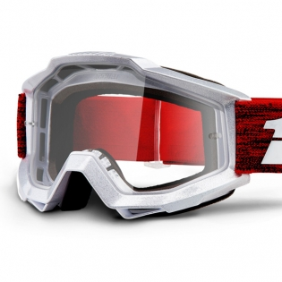 100% Accuri Graham Clear Lens Goggles Image 2