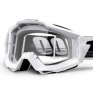 100% Accuri Galactica Clear Lens Goggles