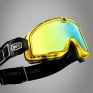 100% Barstow Classic Burnworth Gold Lens Goggles
