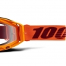 100% Racecraft Menlo Clear Lens Goggles