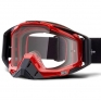 100% Racecraft Hot Rod Clear Lens Goggles