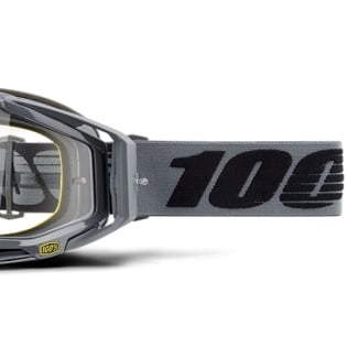 100% Racecraft Nardo Clear Lens Goggles Image 3