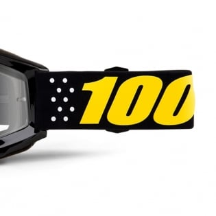 100% Accuri Kids Pistol JR Clear Lens Goggles Image 4