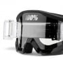 100% Strata Outlaw SVS Clear Lens Mud Goggles