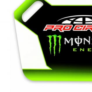 Pro Circuit Monster Energy Pit Board Image 4