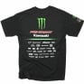 Pro Circuit Team Full Logo Black T Shirt