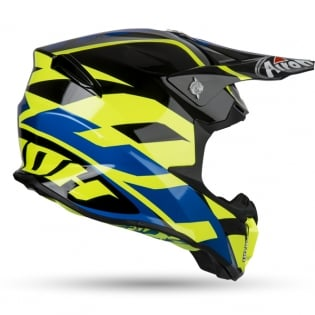 Airoh Twist Great Yellow Gloss Helmet Image 3