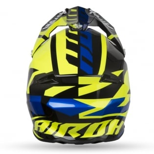 Airoh Twist Great Yellow Gloss Helmet Image 4