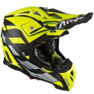 Airoh Aviator 2.3 Great Yellow Helmet Image 2
