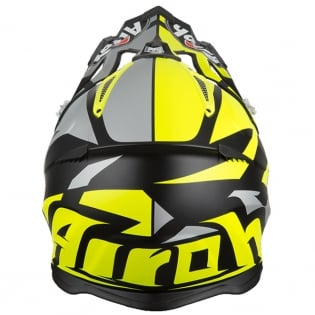Airoh Aviator 2.3 Great Yellow Helmet Image 3