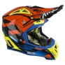 Airoh Aviator 2.3 Great Blue Chrome Helmet