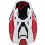 Alpinestars Supertech SM8 Triple Red White Helmet