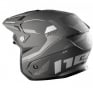 Hebo Zone 5 Polycarb Pursuit Black Trials Helmet