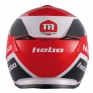 Hebo Zone 5 Polycarb Montesa Red Classic lll Trials Helmet