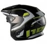 Hebo Zone 5 Polycarb Pursuit Lime Trials Helmet