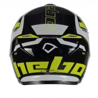 Hebo Zone 5 Polycarb Pursuit Lime Trials Helmet Image 3