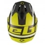 Hebo Zone 5 Polycarb T-Nine Lime Trials Helmet
