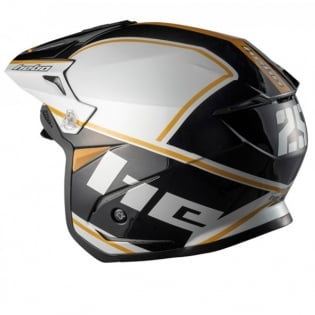 Hebo Zone 5 Polycarb 25th Anniversary Trials Helmet Image 2