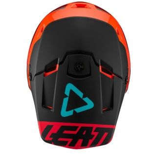 Leatt GPX 3.5 V19.2 Orange Helmet Image 4