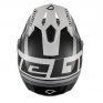 Hebo Zone 5 Polycarb T-Nine Black Trials Helmet