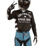 Fasthouse Originals Air Cooled L1 Black Jersey