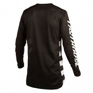 Fasthouse Originals Air Cooled L1 Black Jersey Image 4