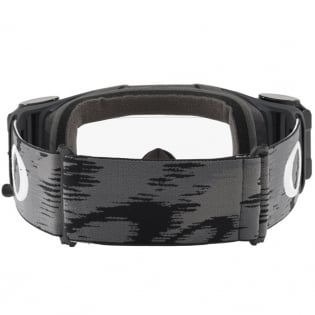Oakley Front Line Roll Off Goggles - Matte Black Speed Clear Image 4
