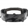 Oakley Front Line Roll Off Goggles - Matte White Speed Clear