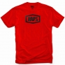 100% Essential Red T Shir