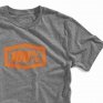 100% Essential Tech Gunmetal Heather T Shirt