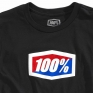 100% Kids Official Black T Shirt