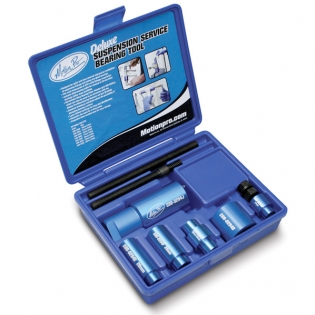 Motion Pro Suspension Bearing Service Tool Set with Carry Case Image 3