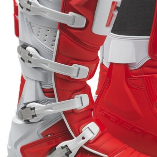 Gaerne GX1 Motocross Red Boots Image 3