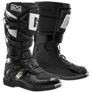 Gaerne GX1 Motocross Black Boots Image 3