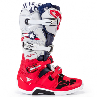 Alpinestars Tech 7 Ltd Edition San Diego 5 Star Boots Image 2