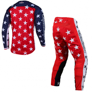 Troy Lee Designs GP Independence Navy Kit Combo Image 3