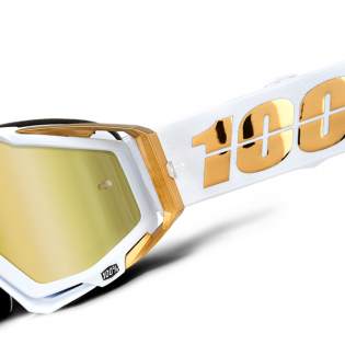 100% Racecraft LTD Mirror Lens Goggles Image 3