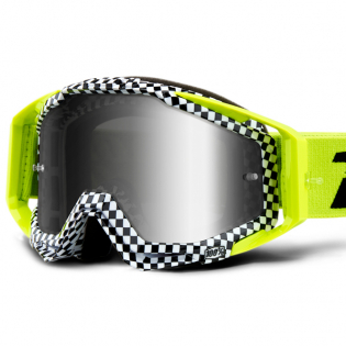 100% Racecraft Andre Mirror Lens Goggles Image 2