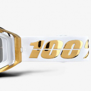 100% Racecraft LTD Clear Lens Goggles Image 4