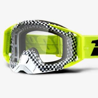 100% Racecraft Andre Clear Lens Goggles Image 2