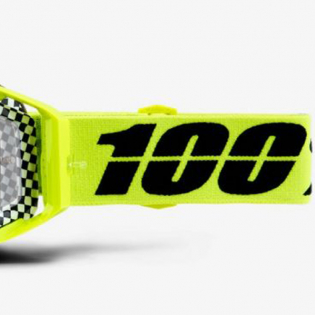 100% Racecraft Andre Clear Lens Goggles Image 3