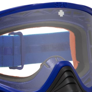 Spy MX Woot Revolution Clear Lens Goggles Image 3