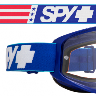 Spy MX Woot Revolution Clear Lens Goggles Image 4