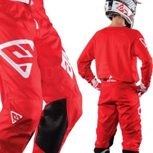 Answer Elite Red Jersey Image 4