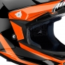Airoh Archer Junior Kids Chief Orange Gloss Helmet