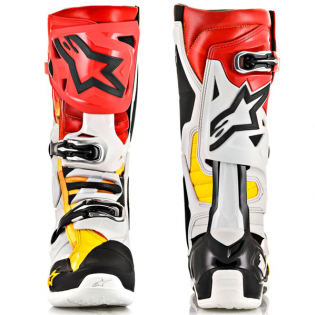 Alpinestars Tech 10 Limited Edition Indianapolis Boots Image 2