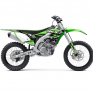 FLU Designs PTS 4 Kawasaki KX Graphics Kit