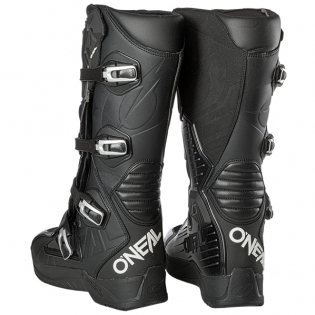 ONeal RMX Black Motocross Boots Image 2