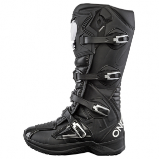 ONeal RMX Black Motocross Boots Image 3
