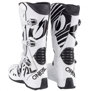 ONeal RMX White Black Motocross Boots Image 4
